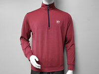 Horn Legend Mens 1/4 Zip Jacket