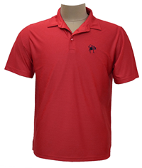 Horn Legend Performance Polo with Mascot UR