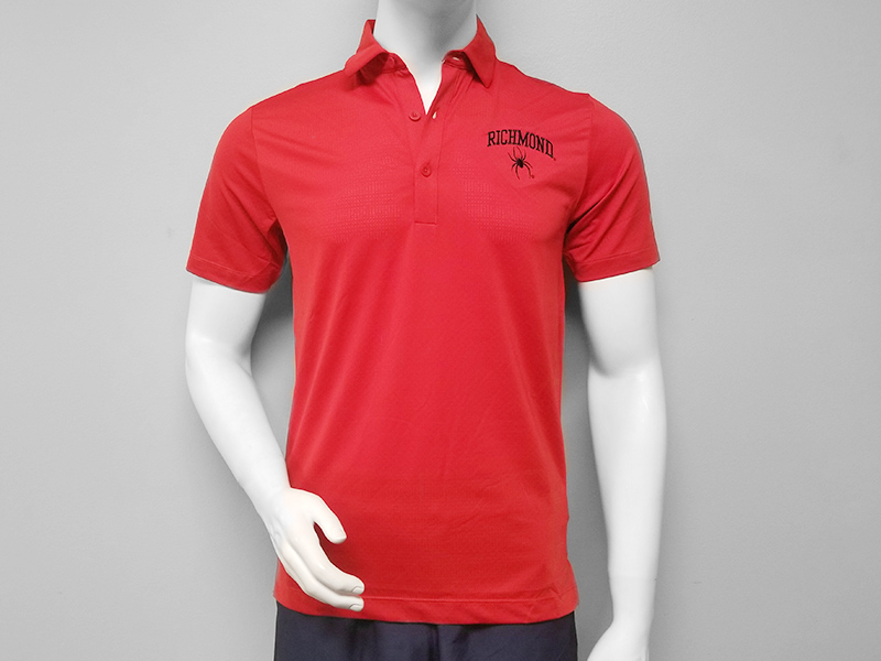 Columbia Golf Polo With Richmond Mascot (SKU 113535081005)