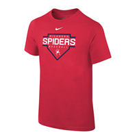Nike Youth Richmond Spiders Baseball Mascot