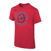 Nike Youth Tee Richmond Spiders Mascot Basketball