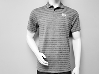 Nike Dri-Fit Polo with U R