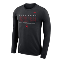 Nike Dri-Fit Richmond Spiders Long Sleeve