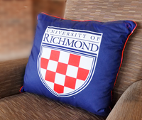 Spirit Pillow With Crest