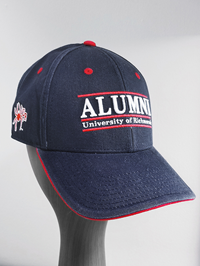 Alumni University Of Richmond Navy And Red