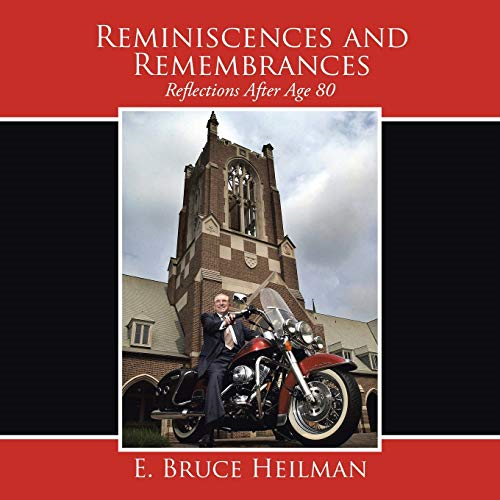 Heilman; Reminiscences And Remembrances (SKU 113862471159)