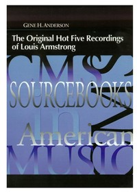 Anderson; Original Hot Five Louis Armstrong